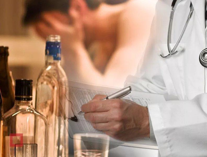 Лечение алкоголизма в Красновишерске, когда опускаются руки