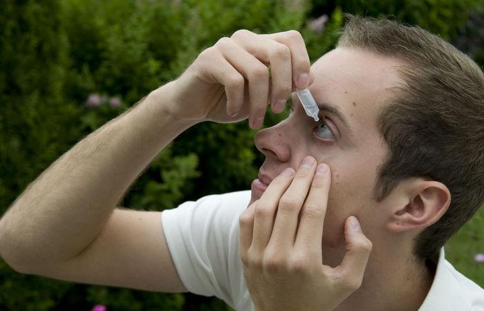 Цикломед – последствия приема наркотических глазных капель
