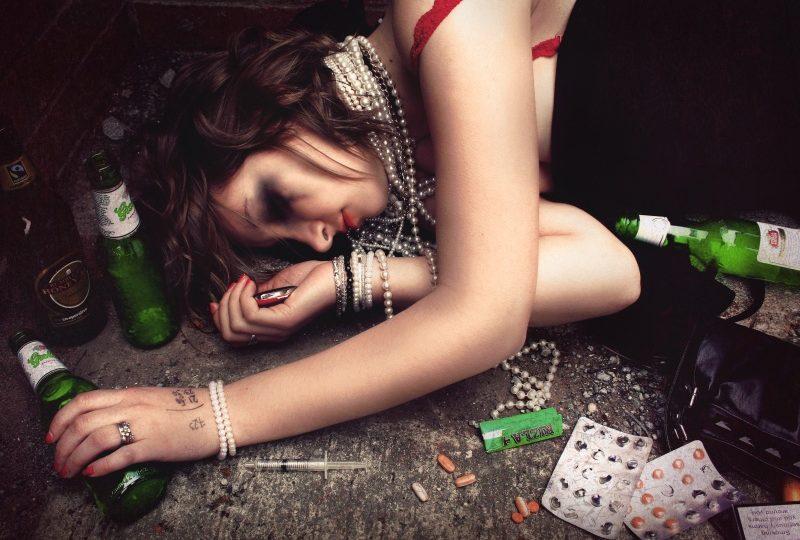 Витамины при лечении алкоголизма и наркомании
